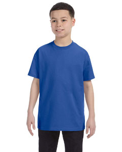 Royal Youth 5.6 oz., 50/50 Heavyweight Blend™ T-Shirt