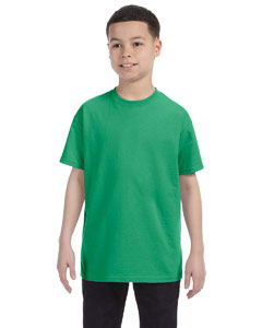 Kelly Youth 5.6 oz., 50/50 Heavyweight Blend™ T-Shirt
