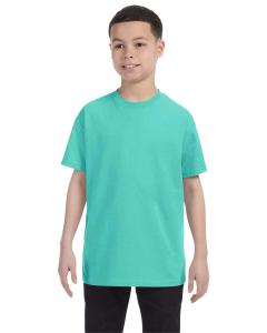 Cool Mint Youth 5.6 oz., 50/50 Heavyweight Blend™ T-Shirt