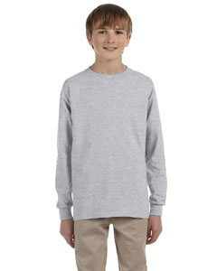 Oxford Youth 5.6 oz., 50/50 Heavyweight Blend™ Long-Sleeve T-Shirt