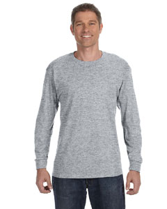 Oxford 5.6 oz., 50/50 Heavyweight Blend™ Long-Sleeve T-Shirt