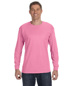 Azalea 5.6 oz., 50/50 Heavyweight Blend™ Long-Sleeve T-Shirt
