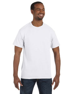 White Adult 5.6 oz., DRI-POWER® ACTIVE T-Shirt