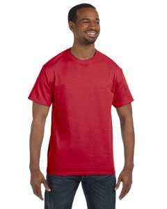 True Red Adult 5.6 oz., DRI-POWER® ACTIVE T-Shirt