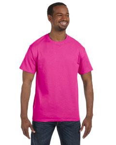 Cyber Pink Adult 5.6 oz., DRI-POWER® ACTIVE T-Shirt