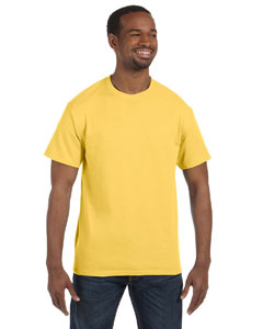Island Yellow Adult 5.6 oz., DRI-POWER® ACTIVE T-Shirt