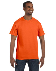 Safety Orange Adult 5.6 oz., DRI-POWER® ACTIVE T-Shirt
