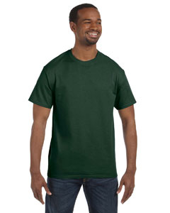 Forest Green 5.6 oz., 50/50 Heavyweight Blend™ T-Shirt