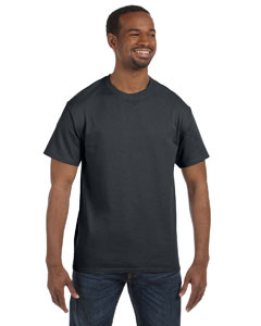 Charcoal Grey Adult 5.6 oz., DRI-POWER® ACTIVE T-Shirt