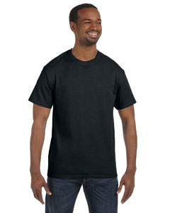 Black Adult 5.6 oz., DRI-POWER® ACTIVE T-Shirt