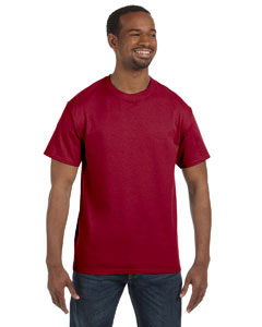 Cardinal 5.6 oz., 50/50 Heavyweight Blend™ T-Shirt