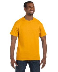 Gold 5.6 oz., 50/50 Heavyweight Blend™ T-Shirt