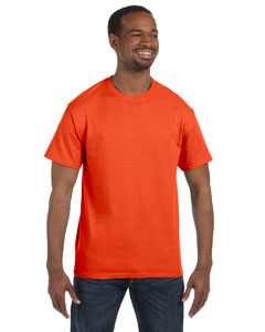 Burnt Orange Adult 5.6 oz., DRI-POWER® ACTIVE T-Shirt