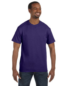 Deep Purple Adult 5.6 oz., DRI-POWER® ACTIVE T-Shirt
