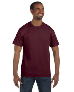 Maroon Adult 5.6 oz., DRI-POWER® ACTIVE T-Shirt
