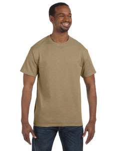 Khaki Adult 5.6 oz., DRI-POWER® ACTIVE T-Shirt