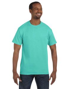 Cool Mint 5.6 oz., 50/50 Heavyweight Blend™ T-Shirt