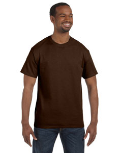 Chocolate Adult 5.6 oz., DRI-POWER® ACTIVE T-Shirt