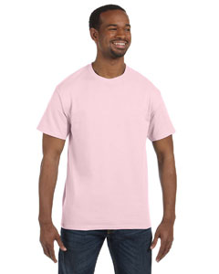 Classic Pink 5.6 oz., 50/50 Heavyweight Blend™ T-Shirt