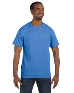 Columbia Blue Adult 5.6 oz., DRI-POWER® ACTIVE T-Shirt