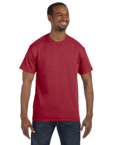Crimson Adult 5.6 oz., DRI-POWER® ACTIVE T-Shirt