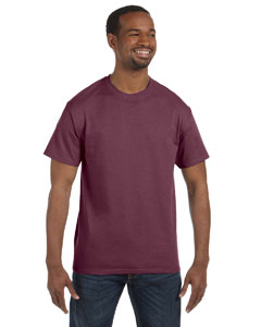 Vint Hth Maroon Adult 5.6 oz., DRI-POWER® ACTIVE T-Shirt