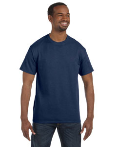 Vintage Hth Navy Adult 5.6 oz., DRI-POWER® ACTIVE T-Shirt