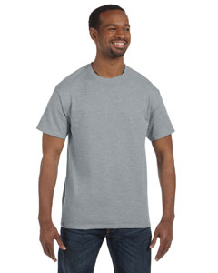 Athletic Heather 5.6 oz., 50/50 Heavyweight Blend™ T-Shirt