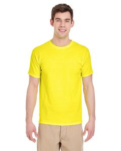Neon Yellow 5.6 oz., 50/50 Heavyweight Blend™ T-Shirt