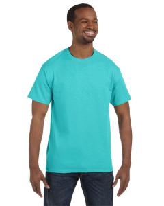 Scuba Blue 5.6 oz., 50/50 Heavyweight Blend™ T-Shirt