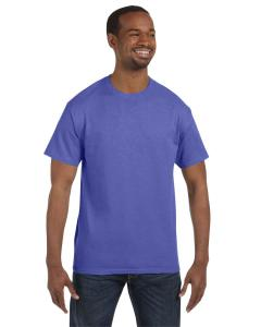 Violet 5.6 oz., 50/50 Heavyweight Blend™ T-Shirt