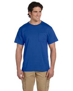 Royal Adult 5.6 oz. DRI-POWER® ACTIVE Pocket T-Shirt