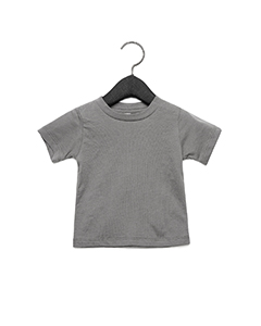 Asphalt Infant Jersey Short Sleeve T-Shirt
