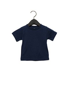 Navy Infant Jersey Short Sleeve T-Shirt