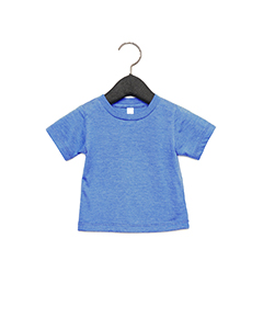 Hthr Colum Blue Infant Jersey Short Sleeve T-Shirt