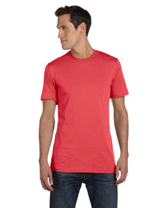 Coral Unisex Jersey Short-Sleeve T-Shirt