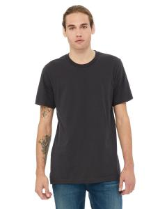Dark Grey Unisex Jersey T-Shirt