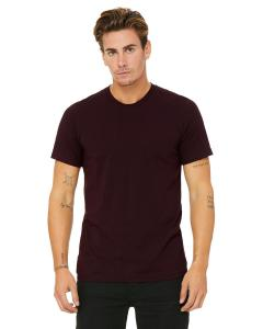 Oxblood Black Unisex Jersey T-Shirt
