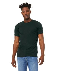Heather Emerald Unisex Heather CVC T-Shirt