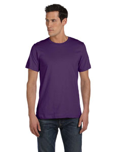 Team Purple Unisex Made in the USA Jersey Short-Sleeve T-Shirt