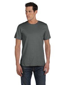 Asphalt Unisex Made in the USA Jersey Short-Sleeve T-Shirt