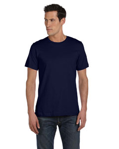 Navy Unisex Made in the USA Jersey Short-Sleeve T-Shirt