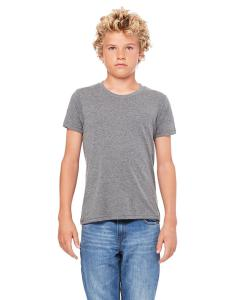 Deep Heather Youth Jersey Short-Sleeve T-Shirt