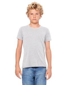 Athletic Heather Youth Jersey Short-Sleeve T-Shirt