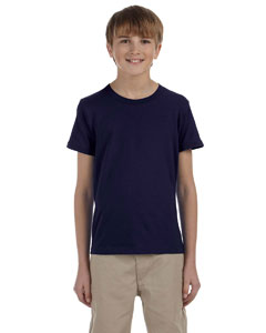Navy Youth Jersey Short-Sleeve T-Shirt