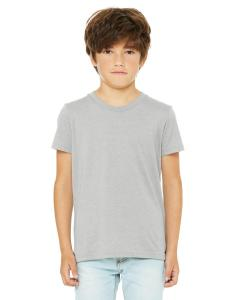Heather Stone Youth Jersey Short-Sleeve T-Shirt