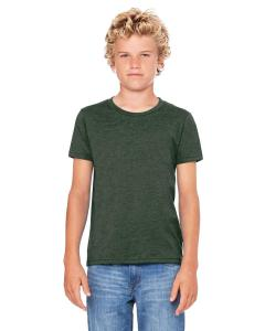 Heather Forest Youth Jersey Short-Sleeve T-Shirt