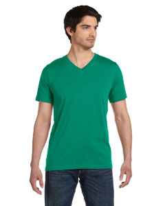 Kelly Unisex Jersey Short-Sleeve V-Neck T-Shirt