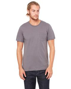 Asphalt Men's Jersey Short-Sleeve Pocket T-Shirt