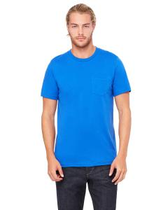 True Royal Men's Jersey Short-Sleeve Pocket T-Shirt